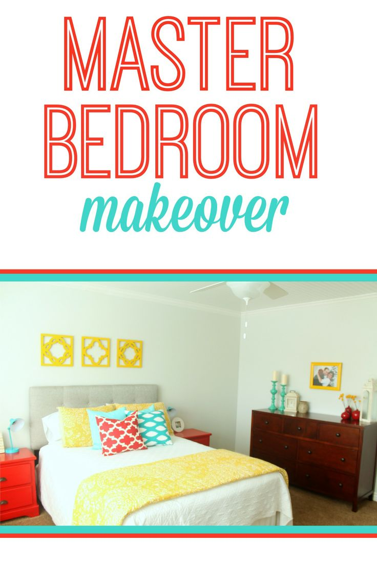 36 best bedroom ideas images on pinterest bedroom ideas master master bedroom makeover from sixsistersstuff com come see all the details for this affordable