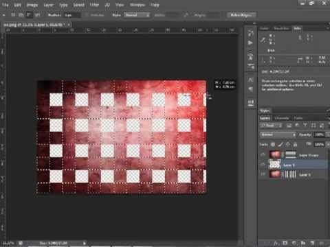 create loop with photoshop | طريقة تصميم العروة بالفوتوشوب.mp4