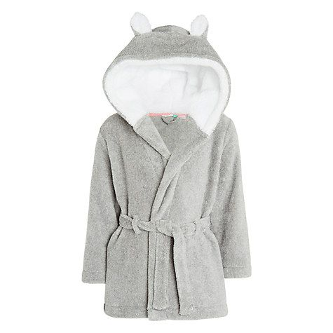 I always think a dressing gown makes a great present for anyone! This super snug unisex one is adorable!