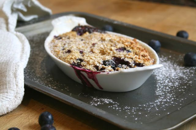 Baked blueberry oatmeal, Blueberry oatmeal and Oatmeal on Pinterest