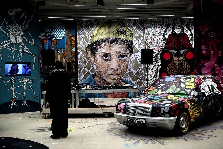 Нью Йорк Таймс - о граффити в Афинах