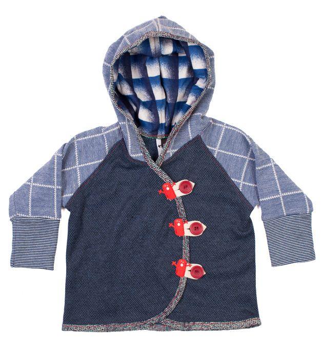 Indah Hoodie, Oishi-m Clothing for kids, 2012, www.oishi-m.com