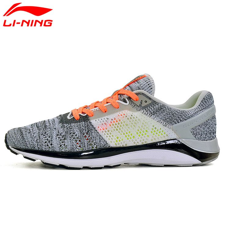 Li-ning wanita super ringan sepatu lari bantalan xiv dmx sneakers bernapas lining sepatu olahraga arbm028 xyp469