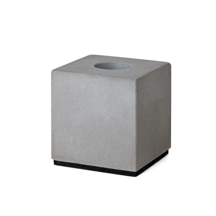 Korn Produkte - Block Kerzenhalter für Stabkerzen Jetzt bestellen unter: https://moebel.ladendirekt.de/dekoration/kerzen-und-kerzenstaender/kerzenstaender/?uid=ce4ae38a-8542-520e-9529-41e4eba812b3&utm_source=pinterest&utm_medium=pin&utm_campaign=boards #kerzen #kerzenstaender #shop #beton #design #kerzenhalter #block #kerzenständer #dekoration