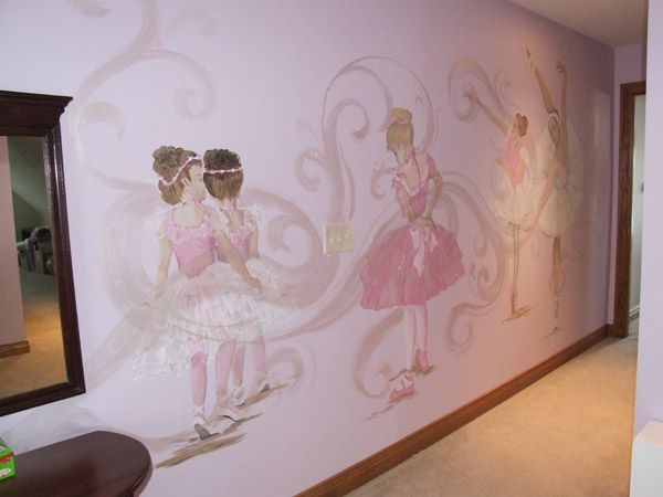 Find This Pin And More On WALL MURALS!!!!!!! By Star3333. Oooo I Want Baby  Girl ... Great Pictures