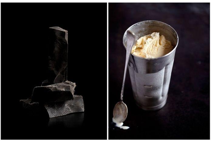 Фотографии с вкусной едой от Майкла Мэеса