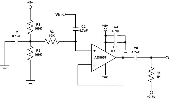 Non-Inverting Op #AmplifierClockBuffer is one that provides electrical impedance transformation from one circuit to another.It is is used to transfer a voltage from a first circuit.