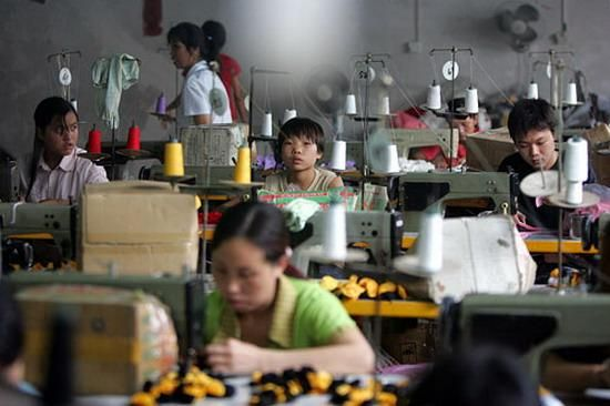 Child labor in China. This eyeopening source exposes the