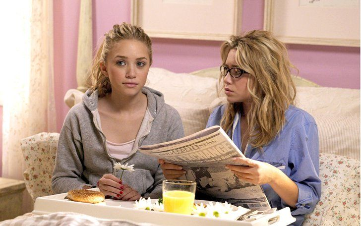 Pin for Later: Everything We Know About Fashion We Learned From the Mary-Kate and Ashley Movies New York Minute Every girl must master her #IWokeUpLikeThis look.
