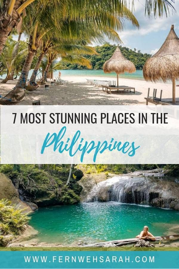 Ultimate Philippines Bucket List – the 7 best places to visit for your paradis… – Travel asap