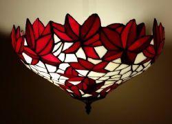 Sacramento Tiffany Ceiling Light