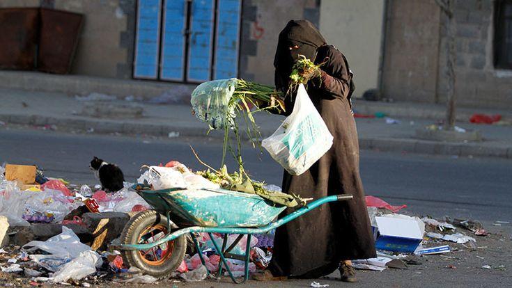 """ICYMI: El mundo está a punto de enfrentarse a """"la mayor hambruna en décadas"""""""