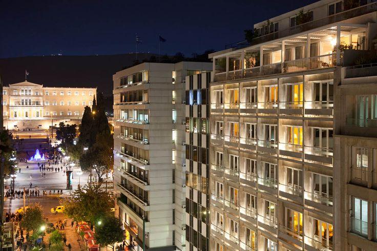 Electra Hotel Athens.