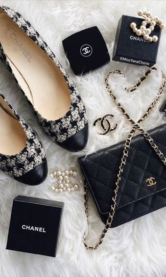 Classic Chanel...never tire of you