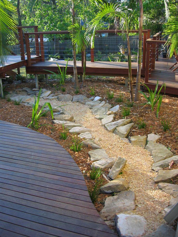 308 best images about dry creek bed on pinterest. Black Bedroom Furniture Sets. Home Design Ideas