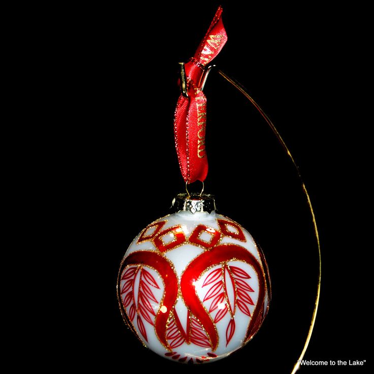 78 best christmas crystal images on pinterest beaded for Crystal baubles christmas