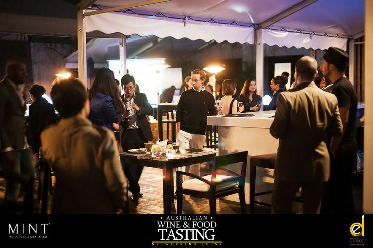Australian Wine & Food Tasting #china #shanghai #australia #australianwine #australianfood #M1NT #wine #food #drinks #event #networking