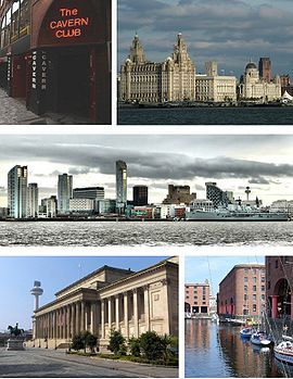 Liverpool ... Would like to visit :)