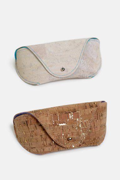 Sewing Pattern Freebie Glasses Case Cork Button Rivet …