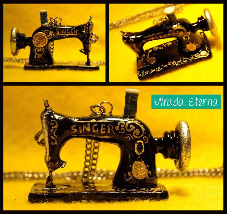 Maquina de coser Singer!