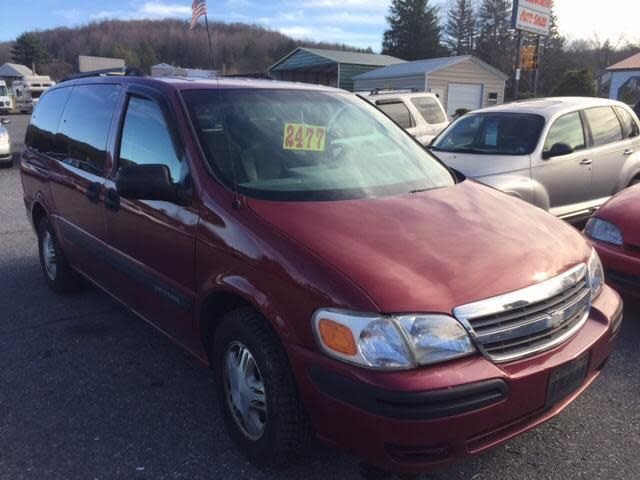 Used 2004 Chevrolet Venture LS for sale at Burnworth Auto Sales in Windber, PA for $2,495. View now on Cars.com.