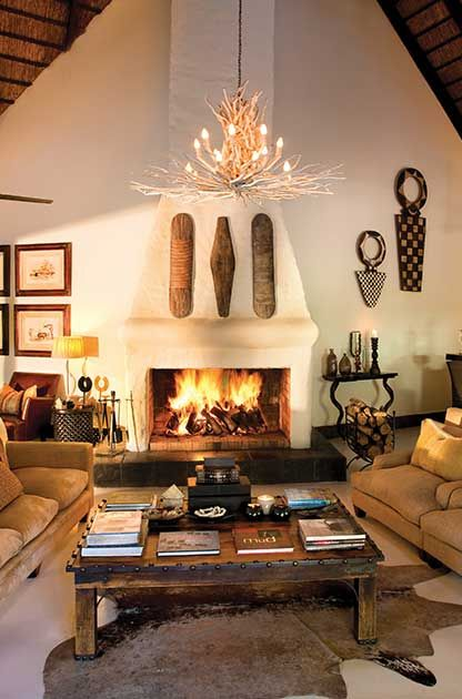 River Lodge is a wonderful place to spend quality time with family and friends, both old and new. #LionSands #RiverLodge #LuxuryLodge #LuxuryTravel #MOREplaces
