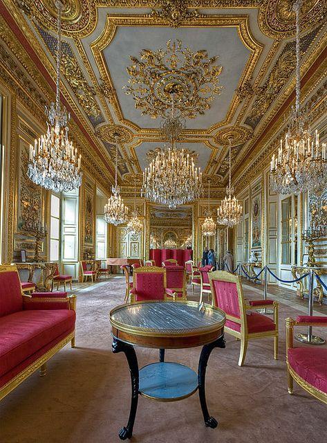 Hotel de la Marine, Paris