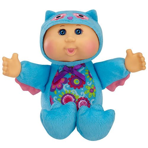 Cabbage Patch Kids Cuties English Owl Cabbage Patch