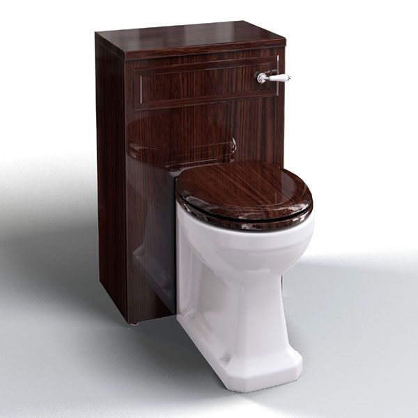 victorian plumbing burlington traditional btw unit with cistern and toilet seat mahogany at victorian