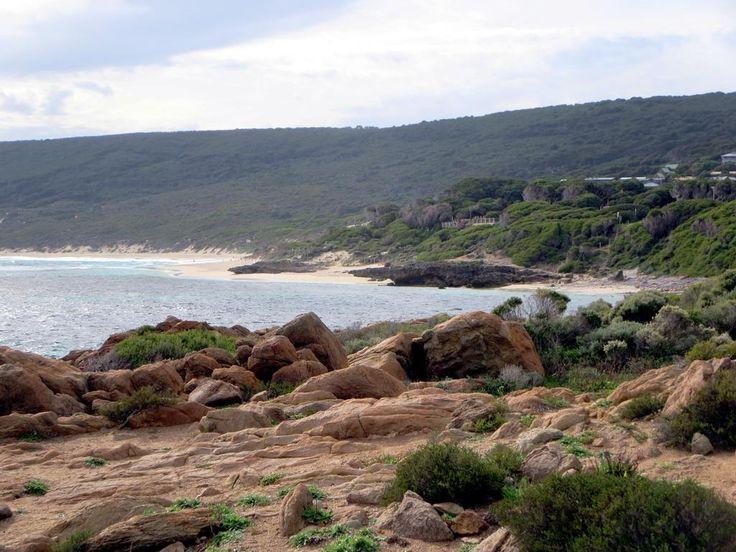 Yallingup is a trendy Western Australian surfing community overlooking the Indian Ocean.