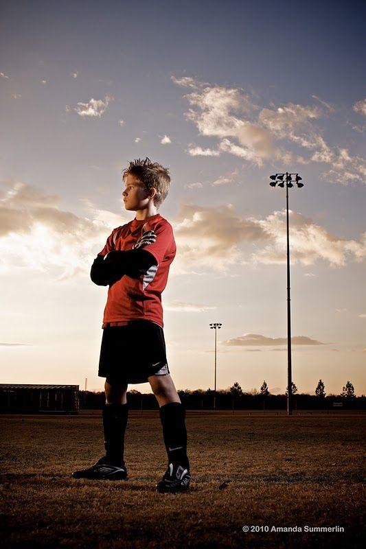 He's my boy..... #teen #portrait #soccer