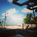 El Alambique - Carolina, Puerto Rico. Random little spot by the beach with the BEST mofongo and mojitos!