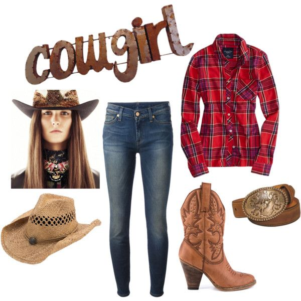 DIY: Cowgirl Costume by Mano y Metal