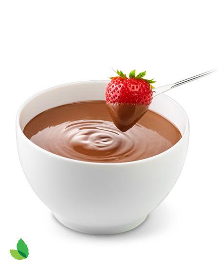 Chocolate Fondue recipe with Truvía® Natural Sweetener. Gotta try ...