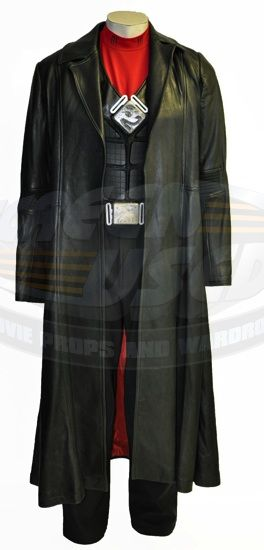 Blade Trinity / Blade's Costume