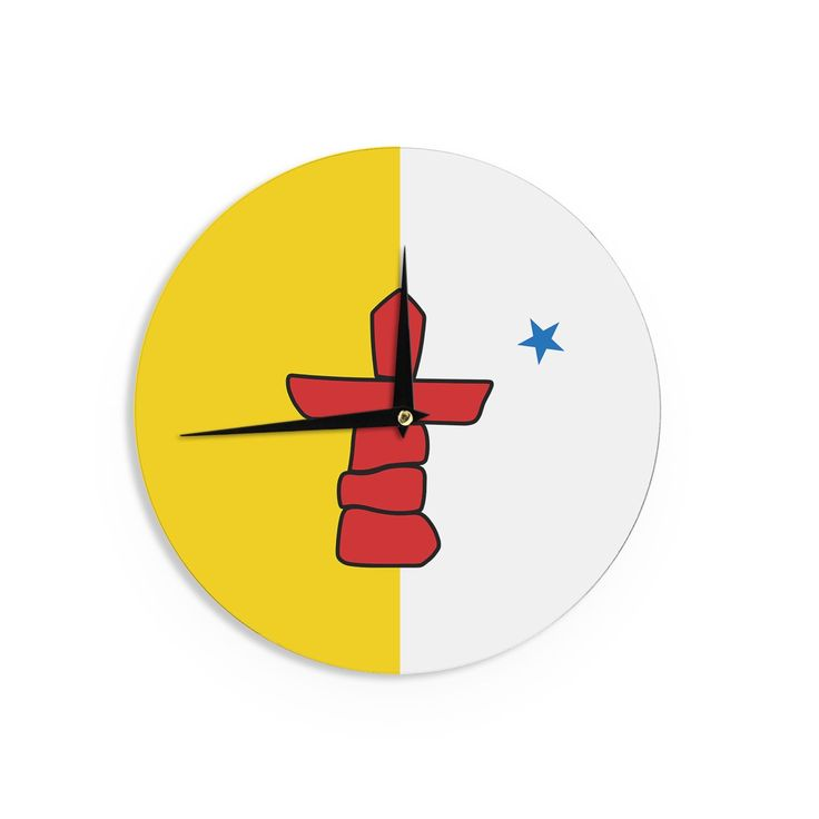 nunavut flag icon