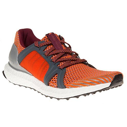 Adidas Stella McCartney Ultra Boost Womens Running Shoes  65  Orange ** Read more  at the image link. (This is an Amazon affiliate link and I receive a commission for the sales and I receive a commission for the sales)
