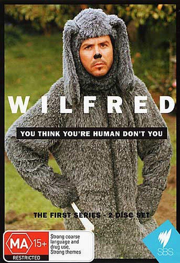 Wilfred (TV Series 2007- ????) こんにちは、こんにちは