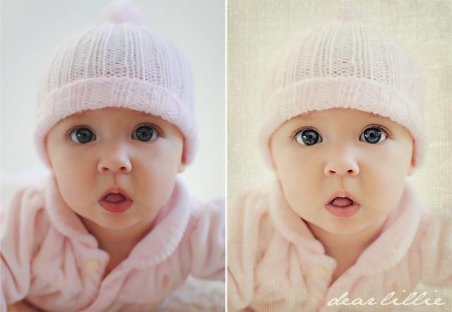 "Dear Lillie: An ""Eye-Popping"" Photoshop Tutorial"