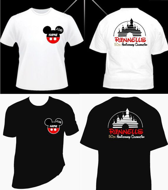 Free Shipping Custom Disney Minnie Mickey Family Faces, Disney Family Shirts Personalized, Custom Pirate Shirts