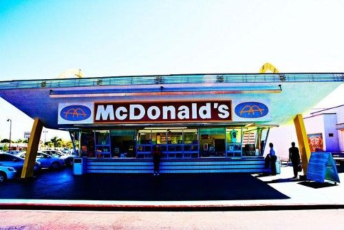 The Oldest McDonald's in the Country Serves Up Fried Apple Pie and Fifties Charm.  Yahoo Travel - Photo Tripping, LA