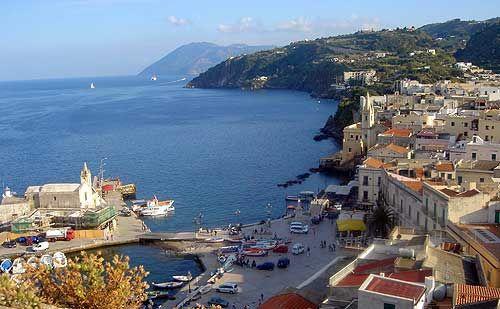Isola di Lipari - Sicilia