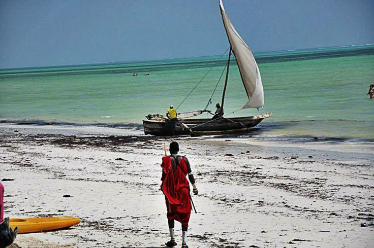 Zanzibar Beach Vibes