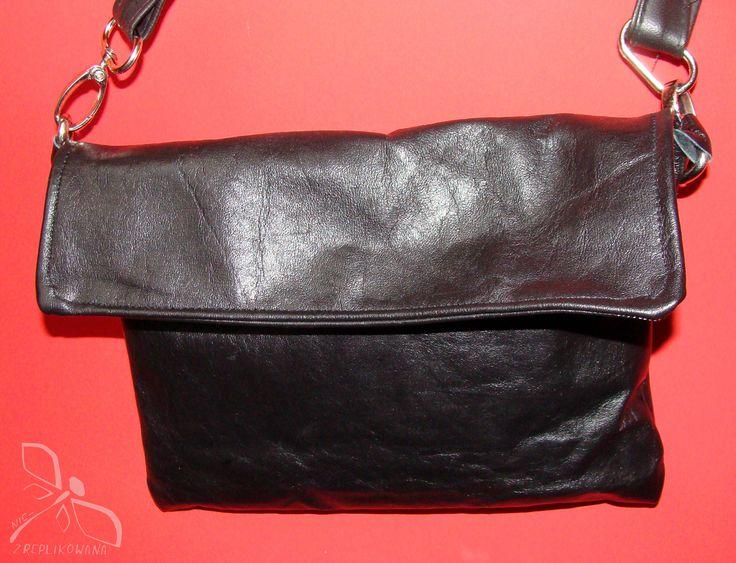 Mała czarna torebka, small black handbag