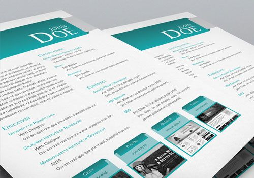 Stock InDesign free CV Resume Template 1 http://www.designfreebies.org/design-templates/indesign-templates/8-sets-of-free-indesign-cvresume-templates/