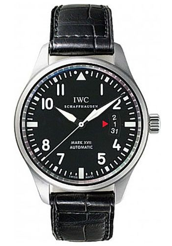 IWC Watches - Pilots Watch Mark XVII - Style No: IW326501