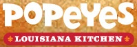 Popeyes: once a week keeps me happy
