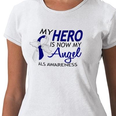 My Hero is now my Angel