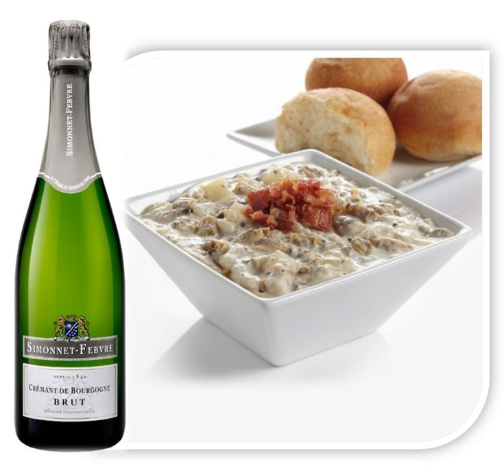 "#SundayMorning  Jan 21 is National New England Clam Chowder Day! Clam chowder is best paired with Burgundy wine.  #NewEnglandClamChowderDay #NationalNewEnglandClamChowderDay #Food #Soup #Holiday   #Jesus: ""Give us this day our daily bread."" (Matthew 6:11; Luke 11:3)    ""I was hungry and you gave me food, I was thirsty and you gave me something to drink,..As you did it to one of the least of these my brothers, you did it to me."" (Matthew 25:35-36)     #God #HolySpirit #Bible #inspire"
