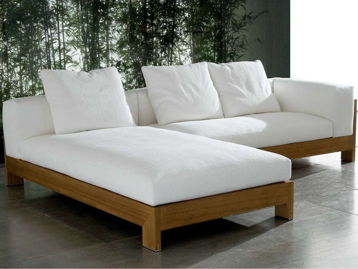 White Minotti Sectional Collection ~ http://www.lookmyhomes.com/amazing-theme-of-minotti-sectional-collection/